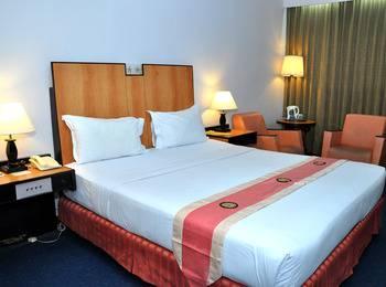 New Metro Hotel Semarang - Executive Twin Room Only 2 Person Regular Plan