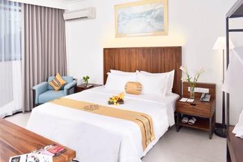 Metro Park View Hotel Kota Lama Semarang (FKA Metro Hotel) Semarang - Deluxe  Basic Deals