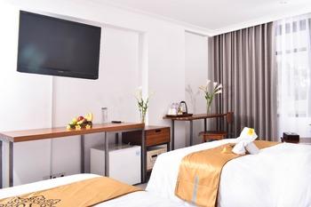 Metro Park View Hotel Kota Lama Semarang (FKA Metro Hotel) Semarang - Deluxe Room Only Basic Deals