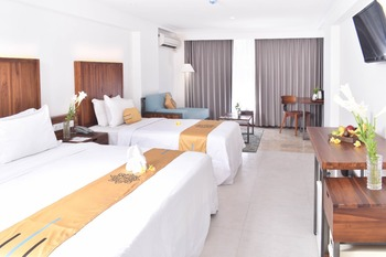 Metro Park View Hotel Kota Lama Semarang (FKA Metro Hotel) Semarang - Executive Suite Basic Deals
