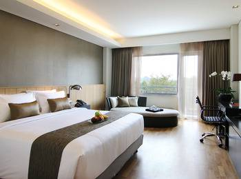 Delonix Hotel Karawang - Garden Wing Premier - Room Only Weekend Promotions 15%