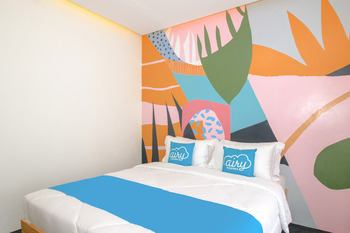 Airy Kolonel Masturi 249 Bandung Bandung - Standard Double Room Only Special Promo Oct 45