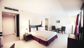 Pacific Palace Batam - Deluxe Double Room Special Deals