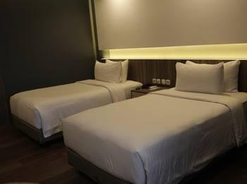 Geary Hotel Bandung Bandung - Deluxe Room Only Regular Plan