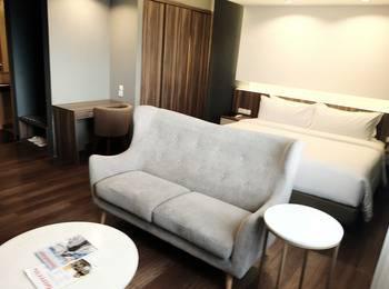 Geary Hotel Bandung Bandung - Suite Room Only Regular Plan