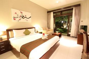 Argya Santi Resort Bali - Deluxe Room Pool View Breakfast Last Minute