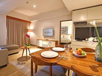 Rama Residence Padma Bali - One Bedroom Suite with Breakfast Flash Deal