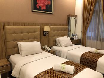 Selaras Inn Syariah Yogyakarta - Superior Twin Regular Plan
