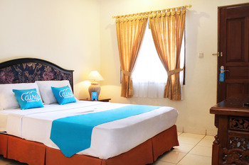 Airy Eco Legian Kelod 1 Bali - Standard Double Room Only Regular Plan