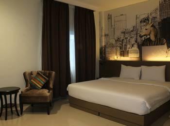Opi Indah Hotel Palembang - Deluxe Room Regular Plan