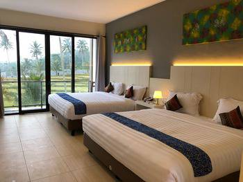 Grand Harvest Resort & Villas Banyuwangi - Family Suite with Direct Pool Access Promo Deal 20%