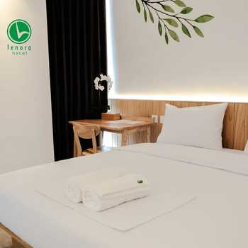 Lenora Hotel Bandung - Standar Double Room Only Regular Plan