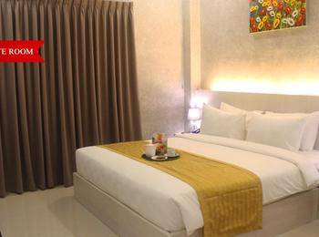 LJ Hotel Medan - Junior Suite Room Disc 12 %