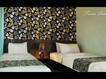 The Green Hotel Bekasi - Superior Twin Room Only NR Regular Plan