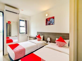 Collection O 28 Urban Town Apartment Karawang Karawang - Standard Twin Room Regular Plan