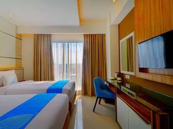Hotel Dafam Lotus Jember Jember - Deluxe Twin Regular Plan