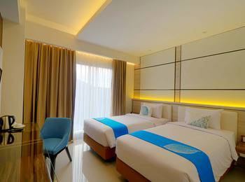 Hotel Dafam Lotus Jember Jember - Deluxe Double Regular Plan