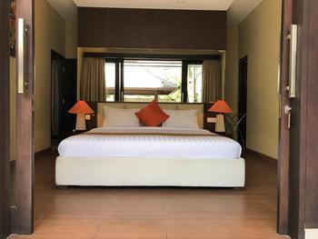 D'Kubu Legian Bali - Deluxe King Regular Plan