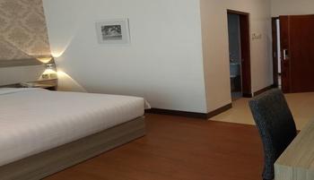 Arilla Eclat Hotel Jogja - Deluxe Double ROOM ONLY Regular Plan