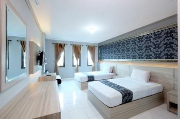 Hotel Bhinneka Malioboro Yogyakarta - Suite Twin Room Only Regular Plan