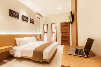 Angkul Angkul Segara Beach Kuta Bali - Deluxe Double or Twin Room Only Best Deal