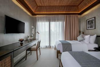 The Garcia Ubud Hotel and Resort Bali - Deluxe Room Breakfast Best Deal