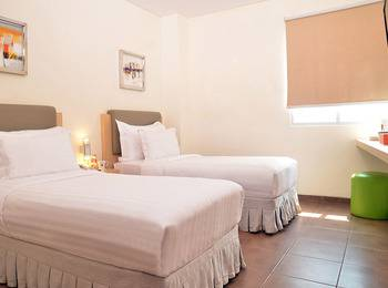 d'primahotel ITC Mangga Dua Jakarta - Superior Room #WIDIH