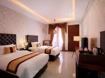 RedDoorz Plus @ Petitenget Seminyak Bali - RedDoorz Room Basic Deal