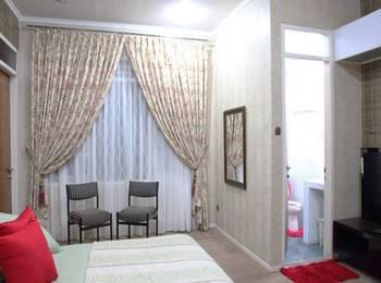 Elliottii Residence Cisarua Bogor - Deluxe Room Regular Plan