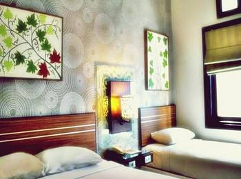 Hotel Nikki Bali - Deluxe Room (Twin or Double) Domestic Rate