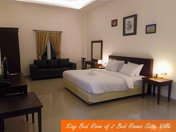 Asoka Resort Banten Pandeglang - 2 Bedrooms Villa Room Only Best Deal
