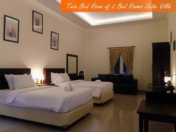 Asoka Resort Banten Pandeglang - 2 Bedrooms Suite Villa Room Only Best Deal