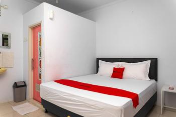 RedDoorz Resort Syariah @ Jaya Tirta Abadi Purwakarta - RedDoorz Room LM 5%