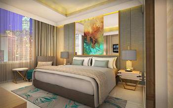Grand Dafam Surabaya Surabaya - Deluxe King Room Smart Deal