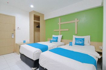 Airy Wonorejo Ruko Lancang Kuning Nangka Pekanbaru - Superior Twin Room with Breakfast Special Promo Nov 45