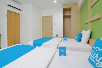 Airy Wonorejo Ruko Lancang Kuning Nangka Pekanbaru - Superior Twin Room with Breakfast Special Promo Jan 5