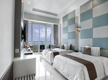 R Hotel Rancamaya - Superior Twin Regular Plan