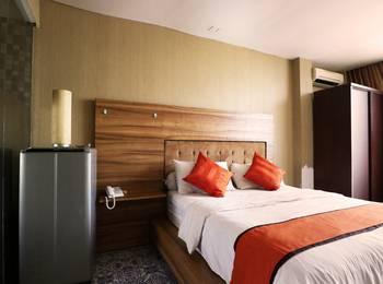Magnolia Hotel Jakarta - Superior Room Only Last Minute Deal