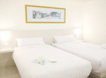 Victoria Boutique Residence Malang - Deluxe Twin (Room Only) HALO DESEMBER