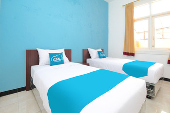 Airy Eco Simpang Lima Tri Lomba Juang 24A Semarang - Superior Twin Room Only Regular Plan