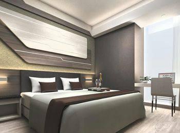 Luminor Hotel Jambi Kebun Jeruk Jambi - Deluxe Room Regular Plan