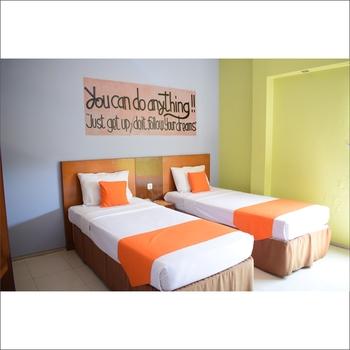 Surya Boutique Hotel Semarang Semarang - Deluxe Room Only Regular Plan
