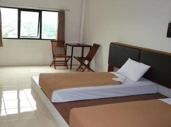 Hotel Augusta Lembang - Deluxe Twin Room Only Regular Plan
