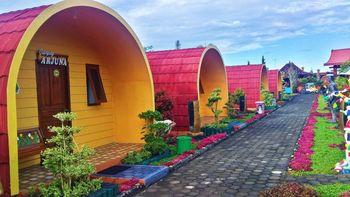 Sunrise Hill Bandungan Semarang - Glamping (Glamor Camping) Regular Plan