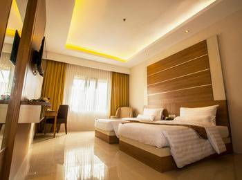 Grand Mulya Bogor Bogor - Grand Park Duluxe Twin Regular Plan
