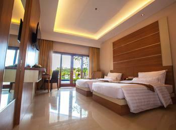 Grand Mulya Bogor Bogor - Grand Cabana Deluxe Twin Hot Deal!