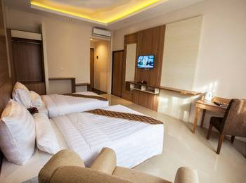Grand Mulya Bogor Bogor - Grand Superior Twin Regular Plan