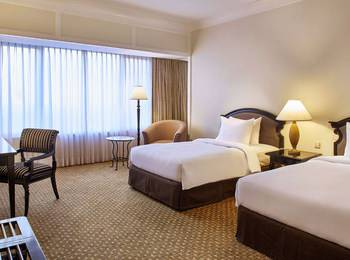 Hotel Aryaduta Bandung - Aryaduta Club Deluxe Room Only Stay 7-9 Days Get 20% OFF