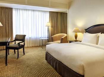 Hotel Aryaduta Bandung - Aryaduta Club Deluxe Room Only Regular Plan