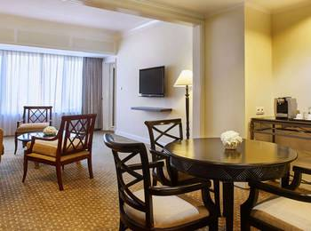 Hotel Aryaduta Bandung - Aryaduta Suite With Breakfast Today's Deal Get 5% OFF